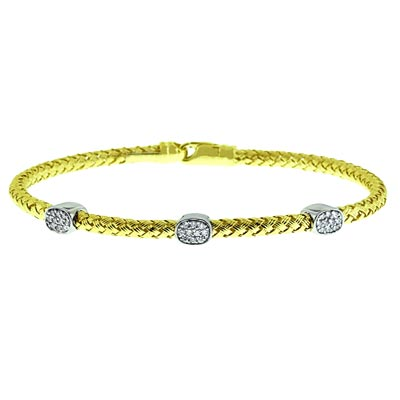 View Diamond Bangle ITA